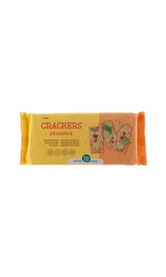 TerraSana Crackers sesam afbeelding