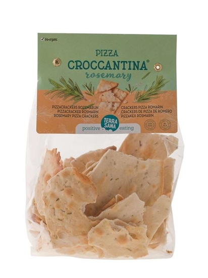 TerraSana Pizza croccantina rozemarijn afbeelding