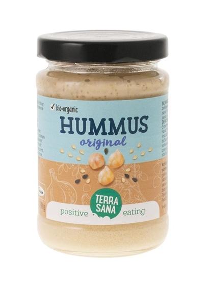 TerraSana Hummus salade afbeelding