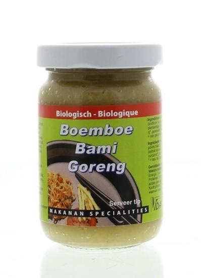 Makanan Boemboe bami goreng afbeelding