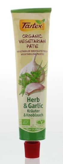 Tartex Tube vegetarische pate kruiden & knoflook afbeelding