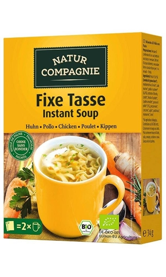 Natur Compagnie Instant soup kip afbeelding