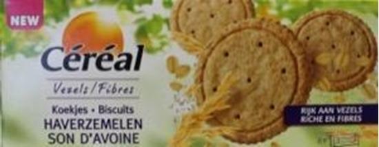 Cereal Koekjes haverzemelen afbeelding