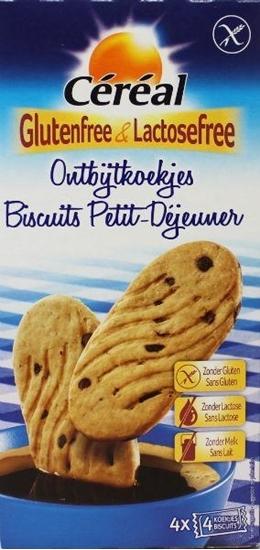 Cereal Ontbijtkoekjes glutenvrij afbeelding