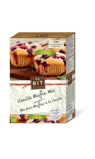 De Rit Muffin vanille mix afbeelding