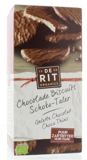 De Rit Chocolade wafeltje puur afbeelding