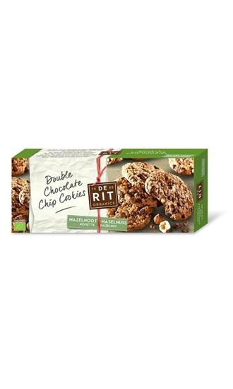 De Rit Double chococookies hazelnoot afbeelding