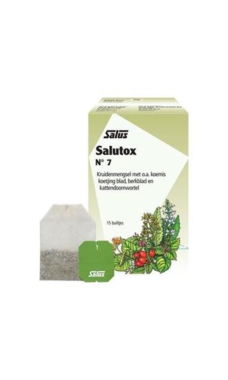 Salus Kruidenthee 7 salutox afbeelding