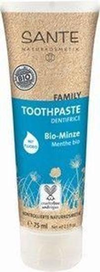 Sante Family tandpasta mint met fluor afbeelding