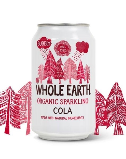 Whole Earth Cola afbeelding