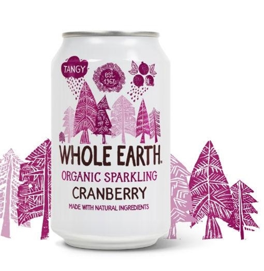 Whole Earth Mountain cranberry afbeelding