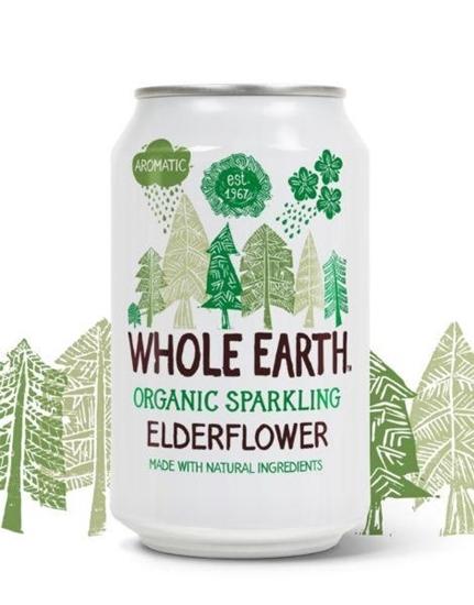 Whole Earth Elderflower afbeelding