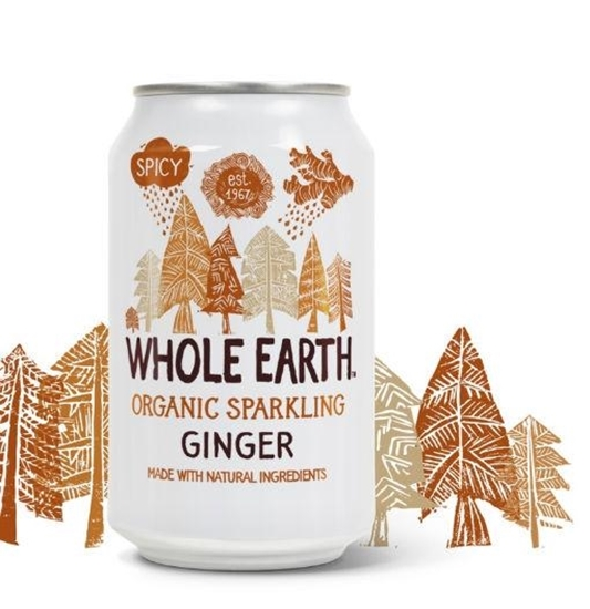Whole Earth Ginger afbeelding