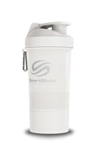 Liever Gezond Smartshake neon white 600 ml afbeelding