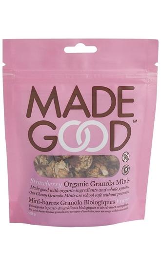 Made Good Granola minis strawberry afbeelding