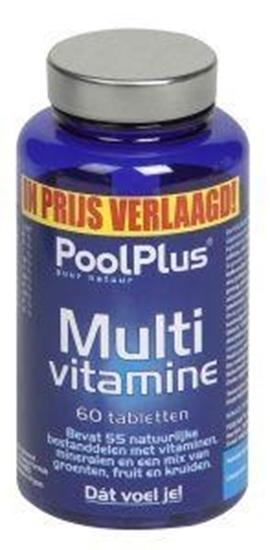 Pool Plus Multivitaminen tablet afbeelding