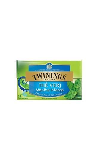 Twinings Green intense mint afbeelding