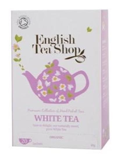 English Tea Shop White tea afbeelding