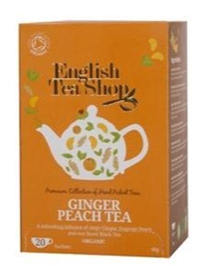 English Tea Shop Ginger peach afbeelding