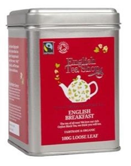English Tea Shop English breakfast afbeelding