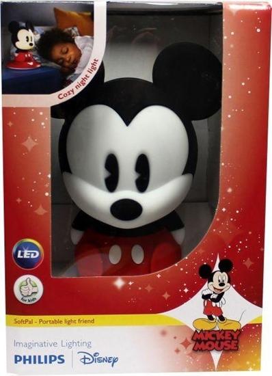 Philips Disney mickey nachtlamp afbeelding