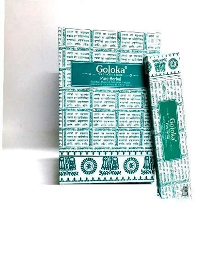 Goloka Wierook goloka pure herbal afbeelding