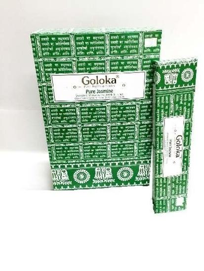 Goloka Wierook goloka pure jasmin afbeelding