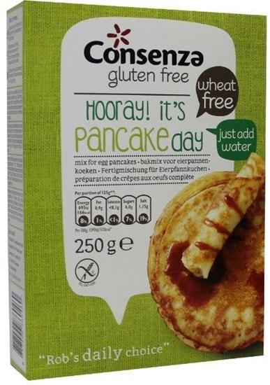 Consenza Rob's essentials pannekoekenmeel 250 gram afbeelding