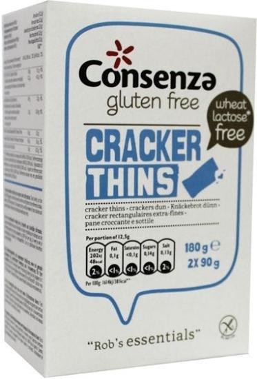 Consenza Rob's essentials cracker thins afbeelding