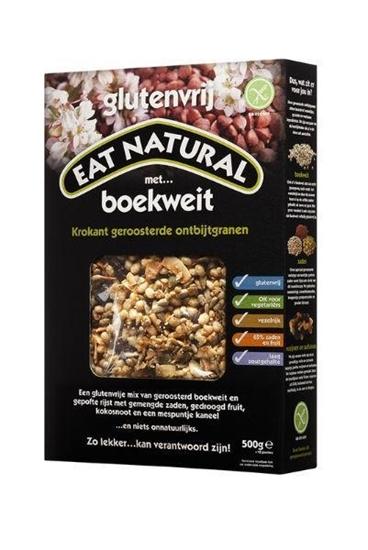 Eat Natural Boekweit ontbijtgranen glutenvrij afbeelding