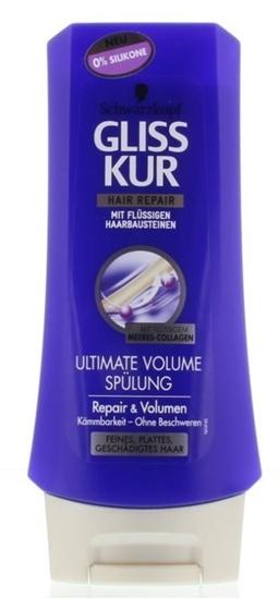 Gliss Kur Conditioner repair & volume Actie afbeelding