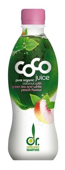 DR Martins Coco drink green tea peach afbeelding
