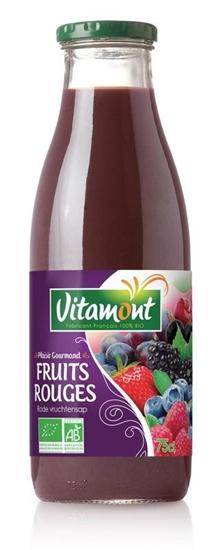 Vitamont Rode vruchten cocktail bio afbeelding