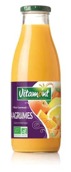 Vitamont Zuidvruchten cocktail bio afbeelding
