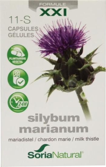 Soria Sylibum marianum XXI 11-S afbeelding