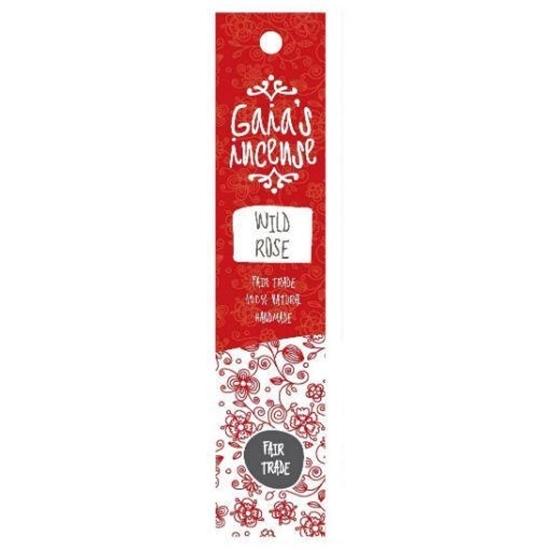 Gaia'S Incense Wild Rose wierook afbeelding