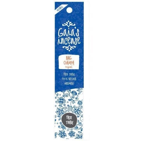 Gaia'S Incense Nag Champa wierook afbeelding