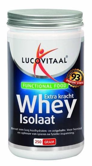 Lucovitaal Funtional Food whey isolaat afbeelding