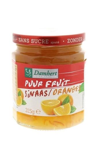 Damhert 100% Sinaasappel confiture afbeelding