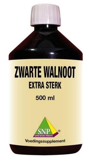 SNP Zwarte walnoot extra sterk megapack afbeelding