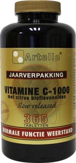 Artelle Vitamine C1000 mg bioflavonoiden afbeelding