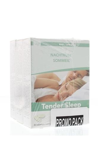 Buurmanns Tender sleep 3 x 30 tabletten afbeelding