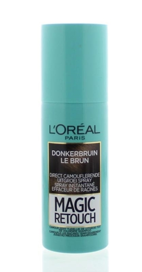 LOreal Magic retouch bruin 02 spray afbeelding