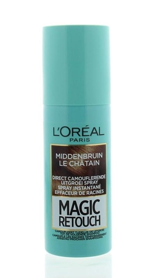LOreal Magic retouch chatain 03 spray afbeelding