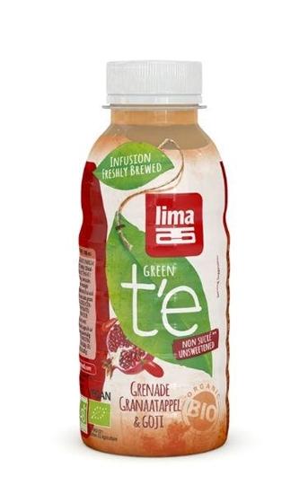 Lima Green t'e granaatappel goji afbeelding