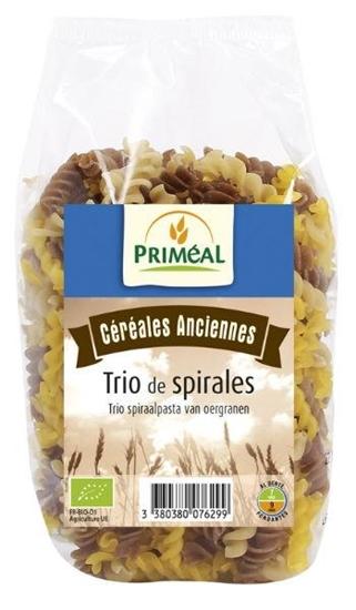 Primeal Trio spiralen pasta oergranen afbeelding