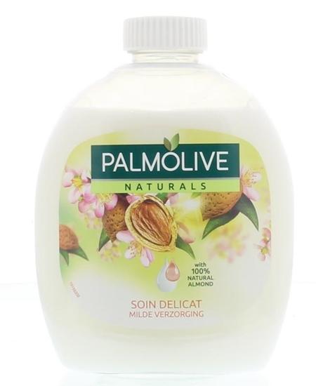 Palmolive Naturals vloeibare zeep amandel navul afbeelding
