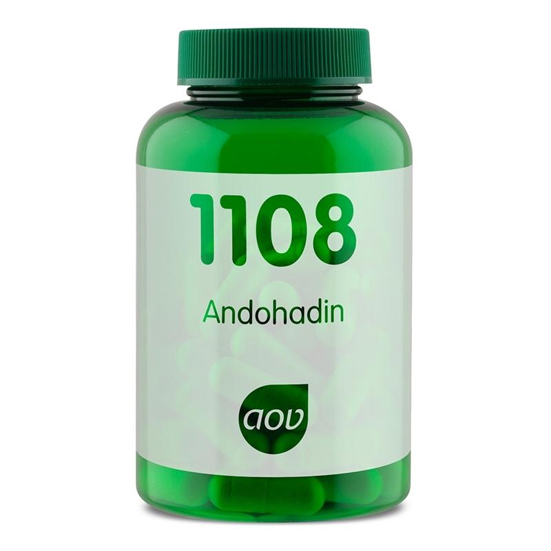 AOV Voedingssupplementen 1108/1109 Andohadin afbeelding