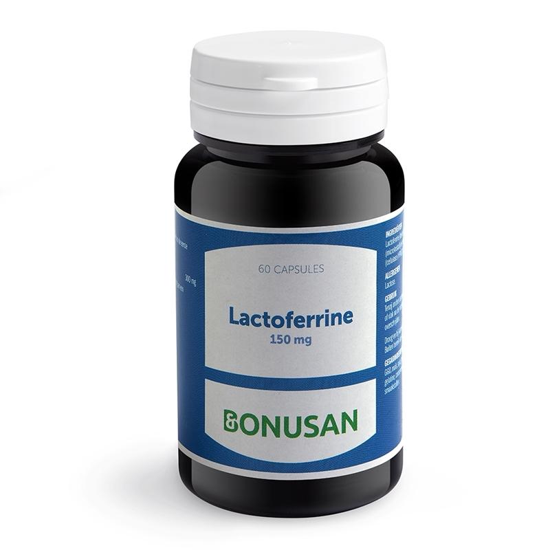 Bonusan Lactoferrine 150 mg afbeelding