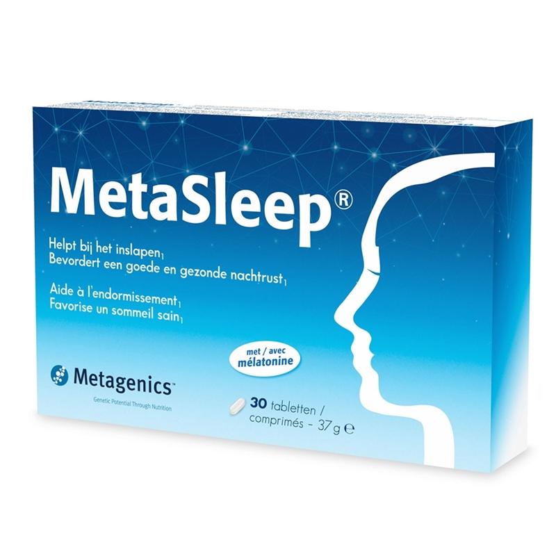 Metagenics Metasleep afbeelding